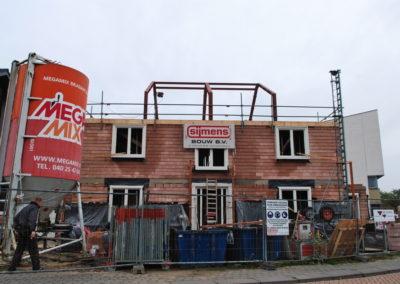 Sijmens bouw, woonhuis Empel