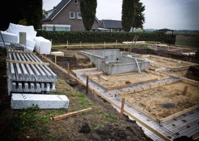 Sijmens bouw, woonhuis Rosmalen